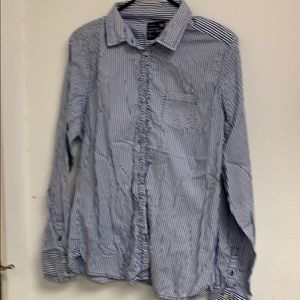 American Eagle Outfitters Button Down Shirt Size L
